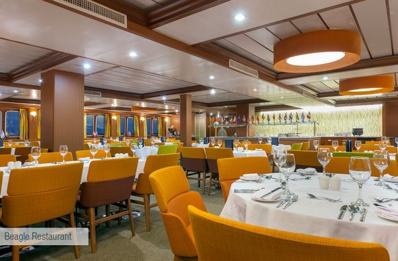 Santa cruz Restaurante Beagle