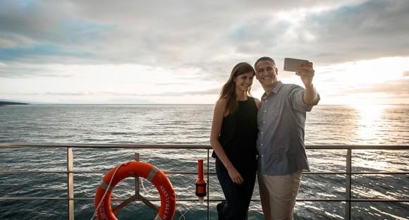 Galapgos Selfie