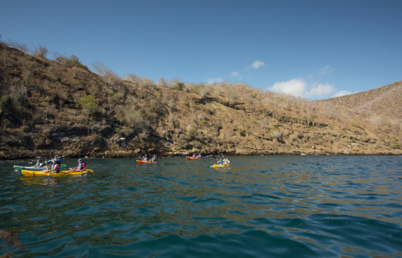 Yacht Isabela II – Activities – Kayak