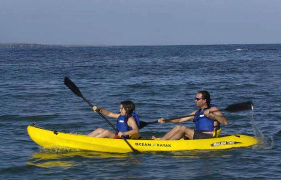 Yate La Pinta – Actividades – Kayak