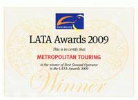 LATA Awards 2009