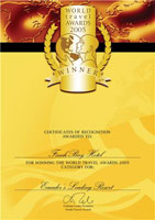 World Travel Awards 2005