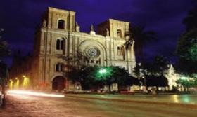 Atractivos de Ecuador Cuenca