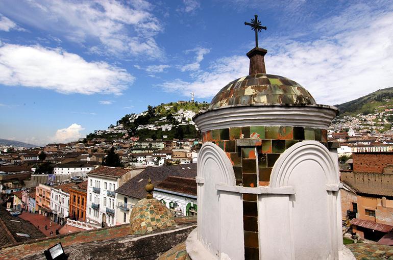 Tour de ciudad en Quito