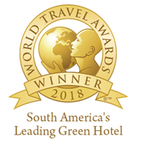 World Travel Awards - Hotel Verde Líder en Sudamérica 2018