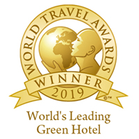World Travel Awards - Hotel Verde Líder en el mundo 2019